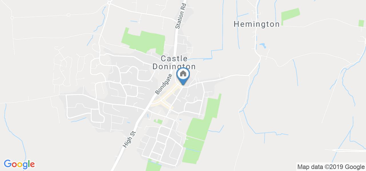 1 Bed Flat, Castle Donington, DE74