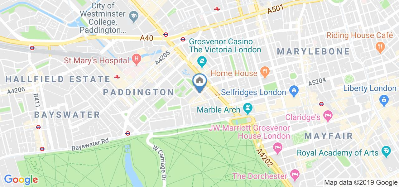 3 Bed Flat, Porchester Place, W2