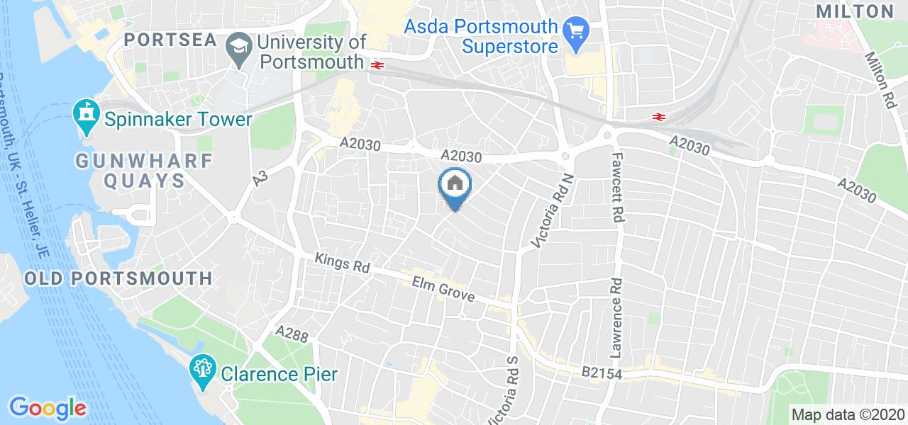 3 Bed Flat, Southsea, PO5
