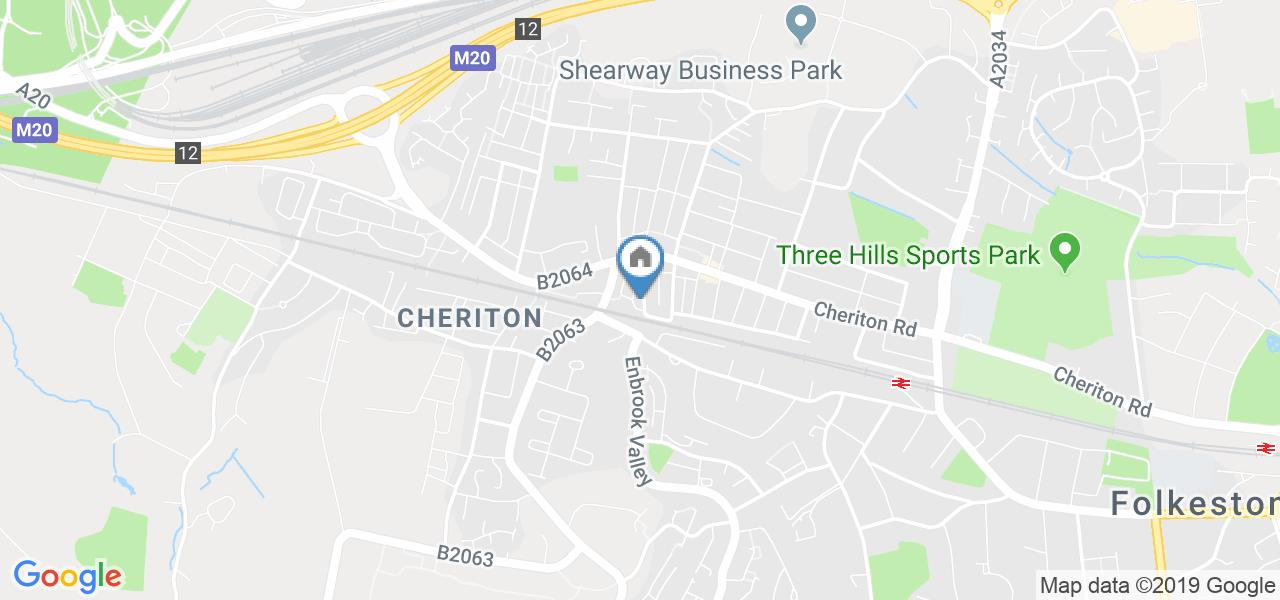2 Bed Flat, Broomfield Road, CT19