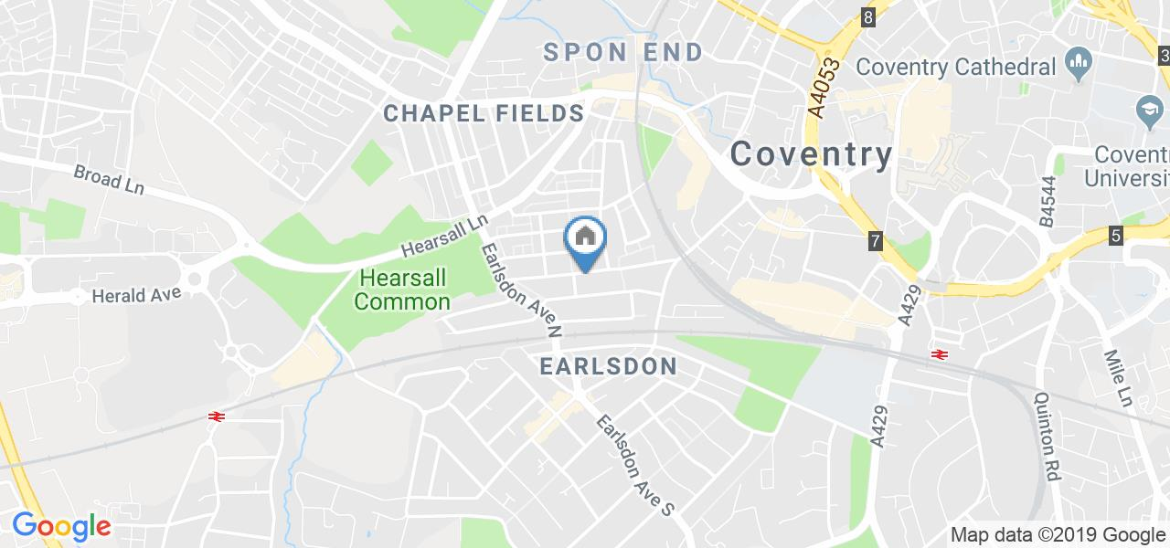 Room in a Shared House, Broomfield Road, CV5