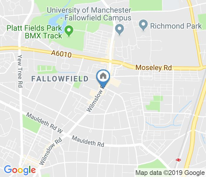 Room in a Shared House, Wilmslow Road, M14