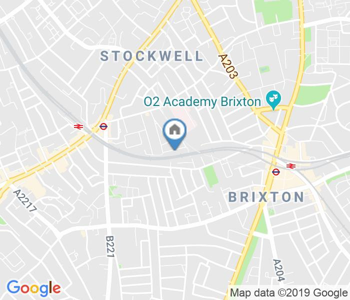 1 Bed Flat, Hubert Grove, SW9