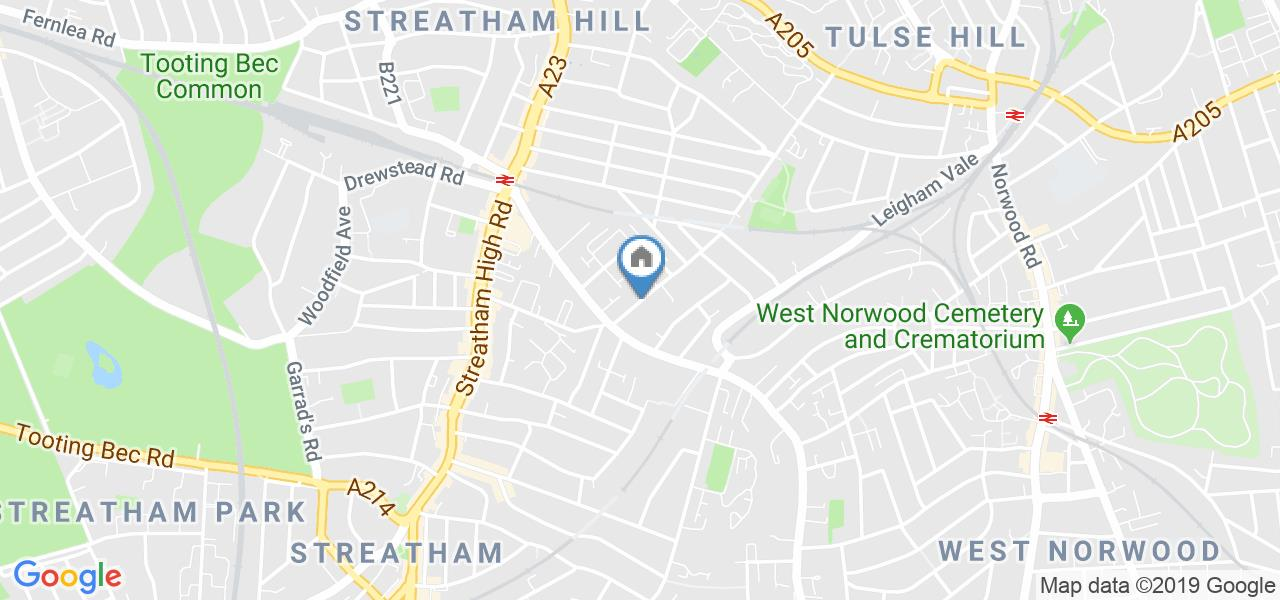 2 Bed Flat, Mount Nod Rd, SW16