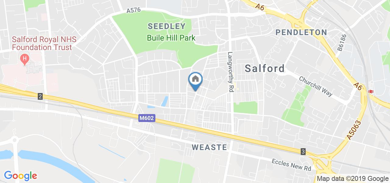 4 Bed End Terrace, Seedley Park Road, M6