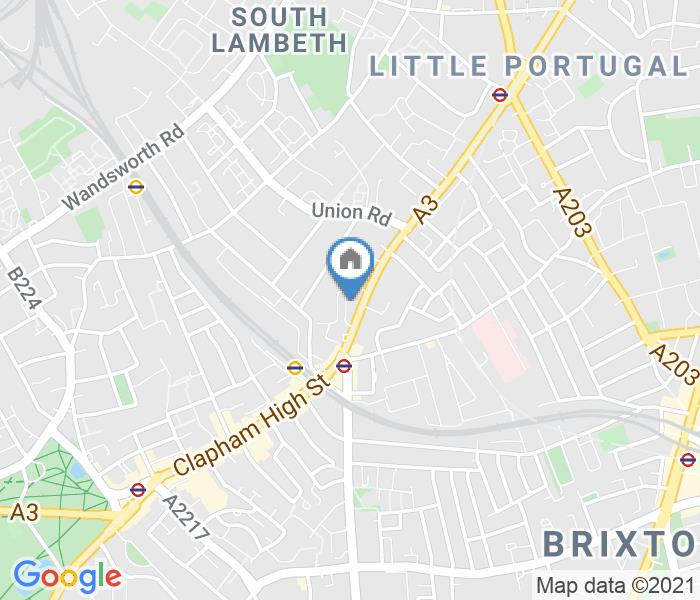 Room in a Shared Flat, Callingham House, SW4