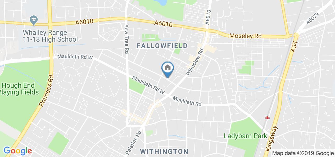 1 Bed Flat, Fallowfield, M14