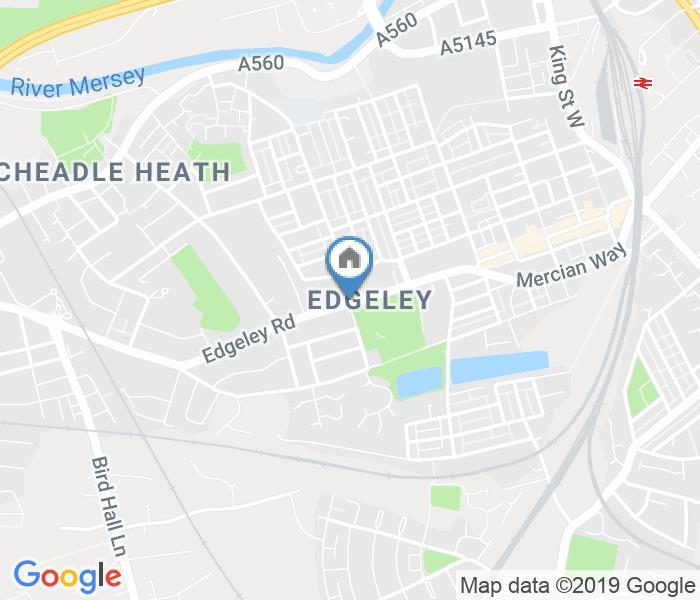 Studio Flat, Edgeley Road, SK3