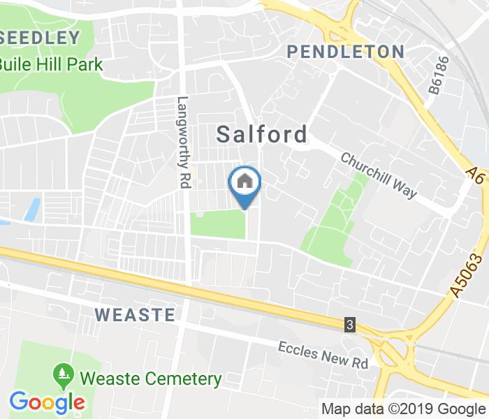 Room in a Shared House, Highfield Road, M6
