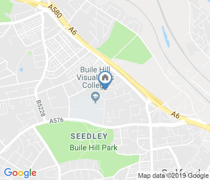 Room in a Shared House, Carlton Road, M6