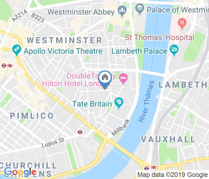 Room in a Shared Flat, Vincent Street, SW1P