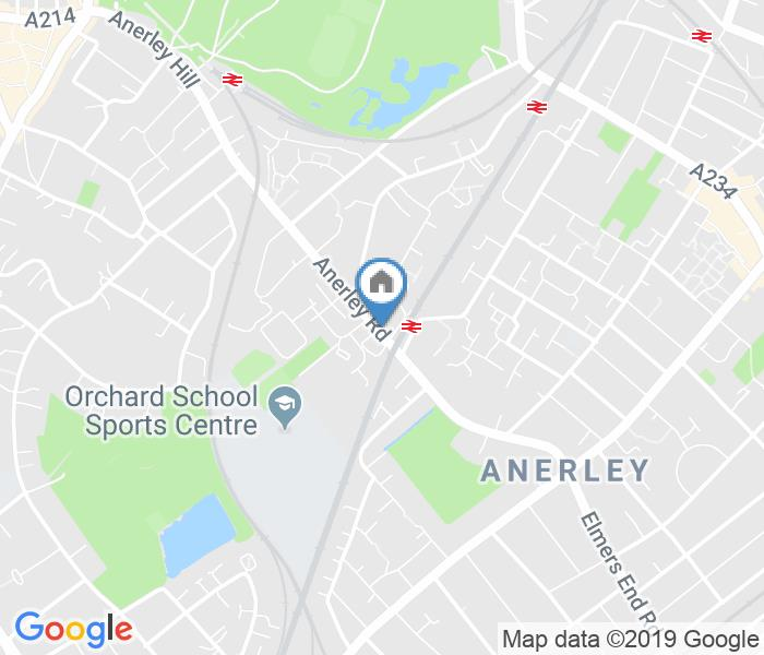 1 Bed Flat, Anerley Road, SE20