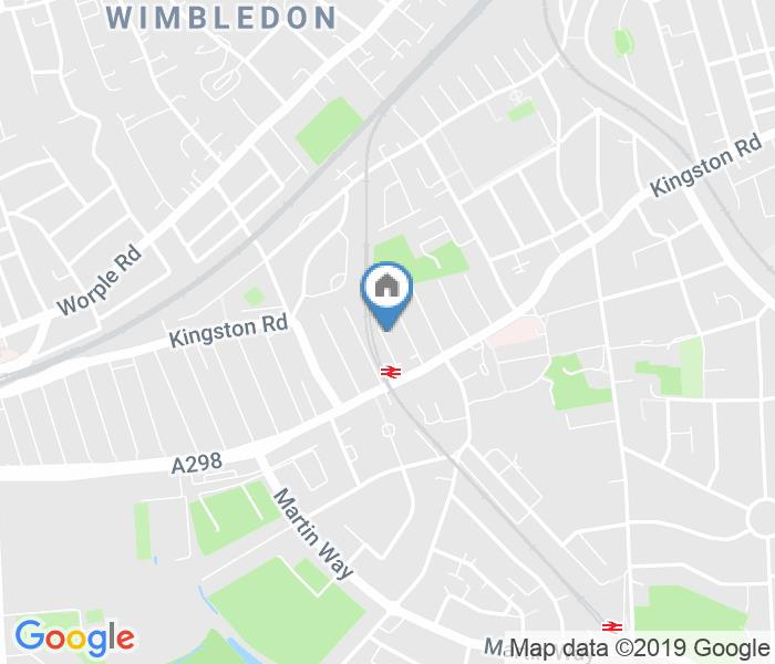 2 Bed Flat, Rothesay Avenue, SW20