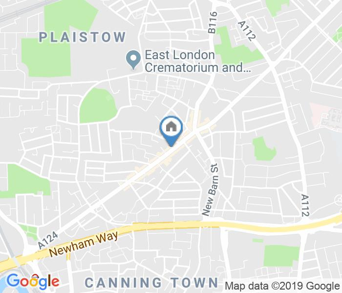 1 Bed Terraced House, Barking Road, E13