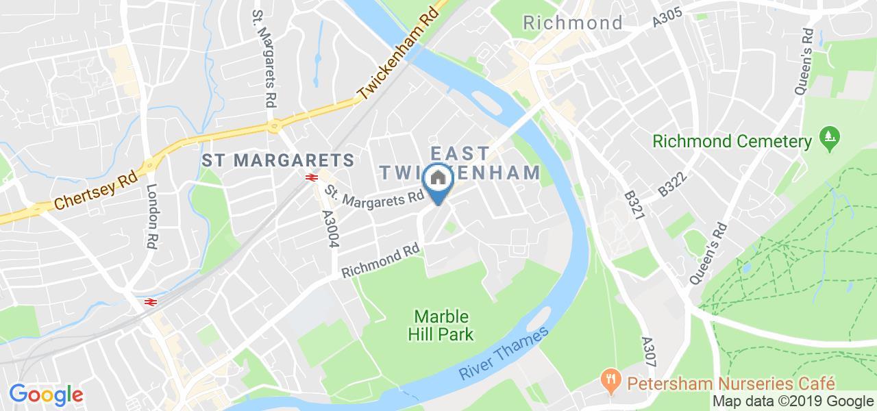 1 Bed Flat, Twickenham, TW1