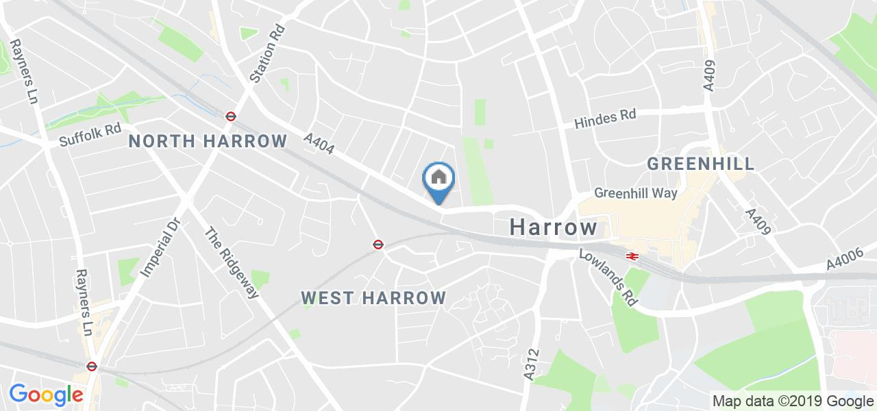 Room in a Shared House, Harrow, HA1