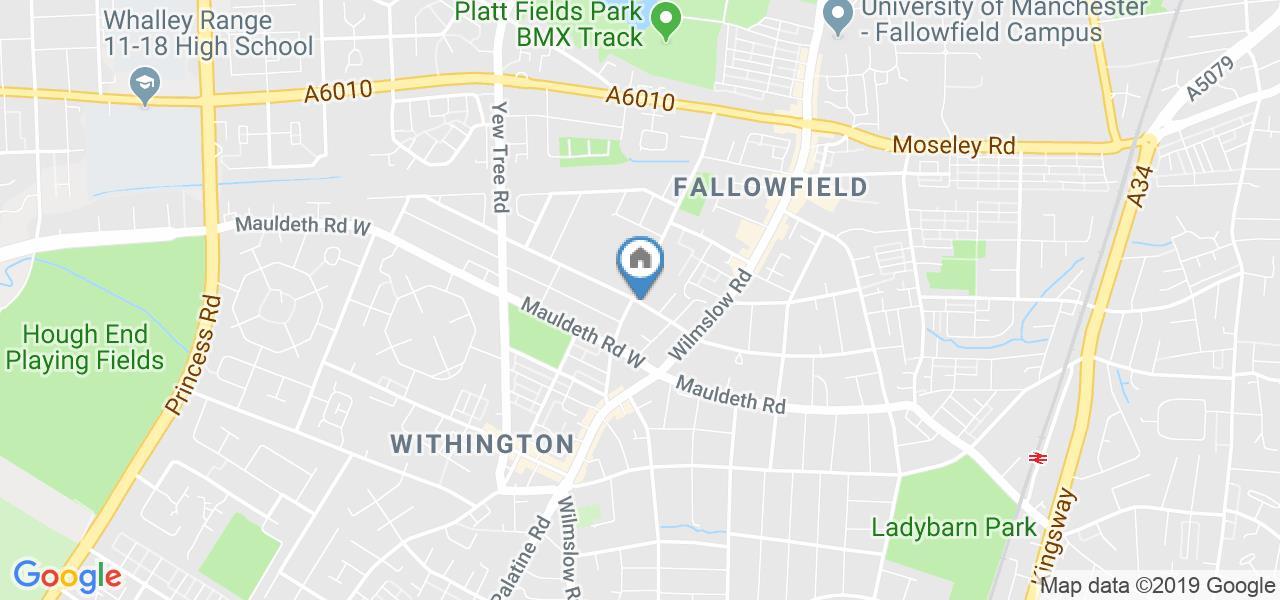 6 Bed Flat, Wellington Road, M14