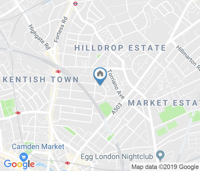 2 Bed Flat, Oseney Crescent, NW5