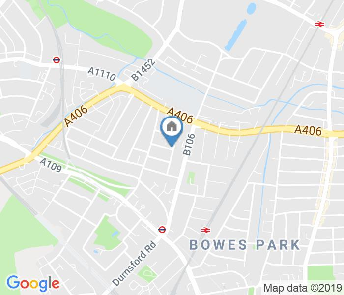 1 Bed Flat, Ground Floor, N11