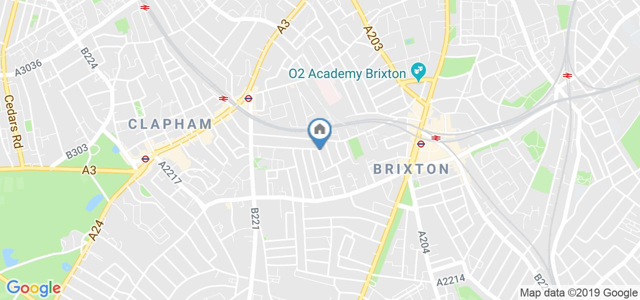 Room in a Shared House, Tintern Street, SW4