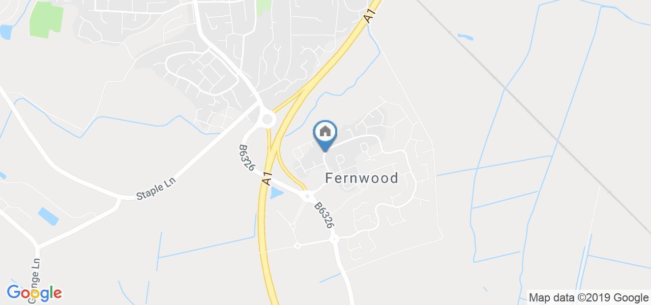 2 Bed Flat, Fernwood, NG24
