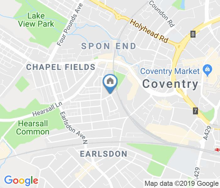 Room in a Shared House, Shakleton Road, CV5