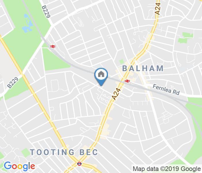 1 Bed Flat, Pakenham Close, SW12