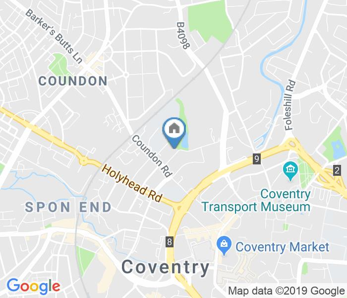 Room in a Shared House, Middleborough Road, CV1