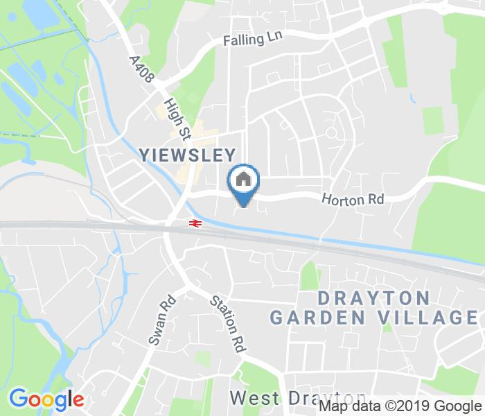 1 Bed Flat, Knowles Close, UB7
