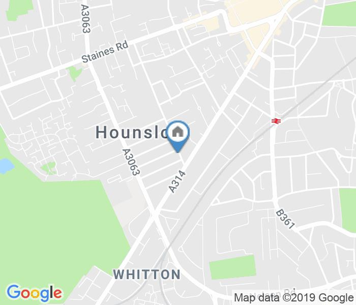 4 Bed Flat, Cromwell Road, TW3