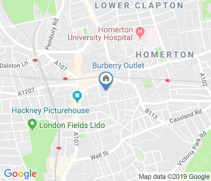 2 Bed Flat, Chatham Place, E9