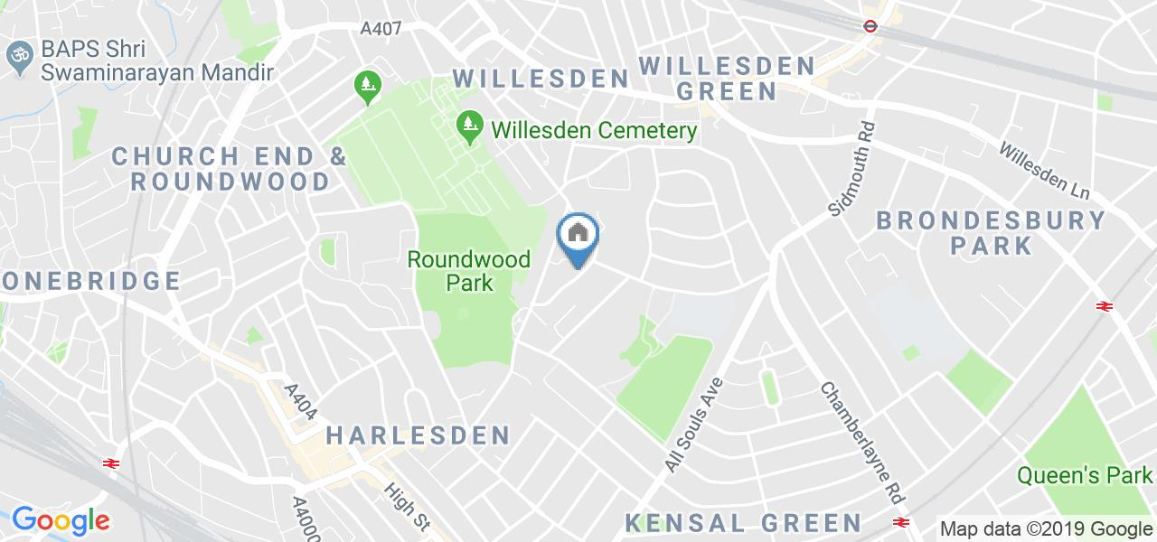 Room in a Shared House, Harlesden Road, NW10