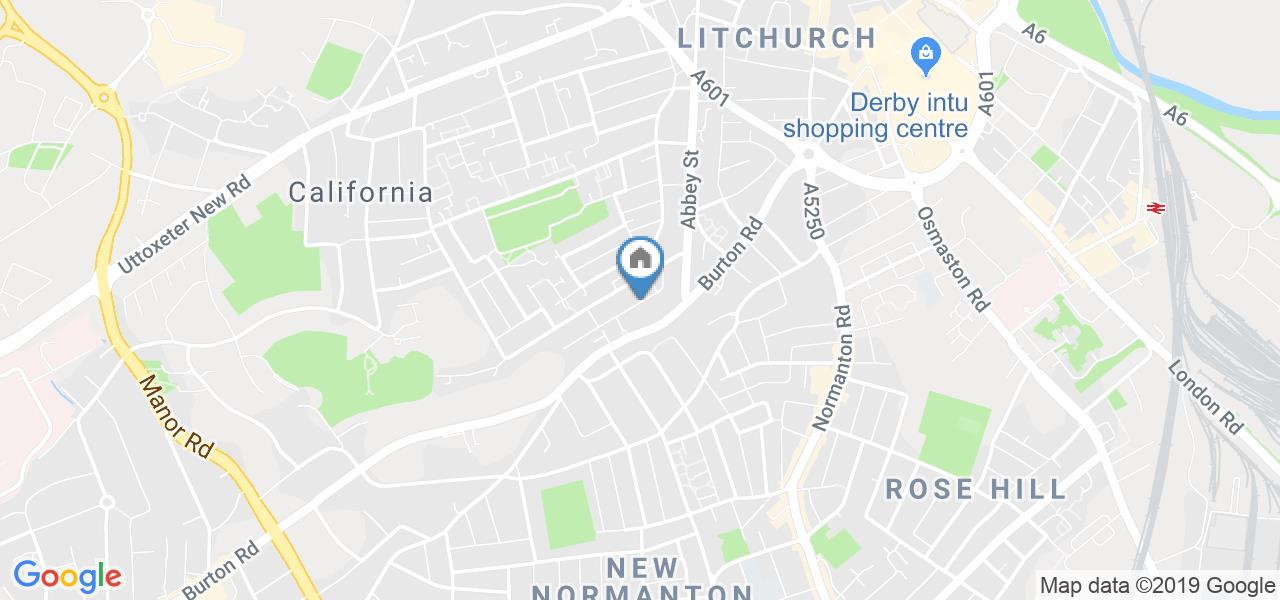 Room in a Shared House, Derby, DE22