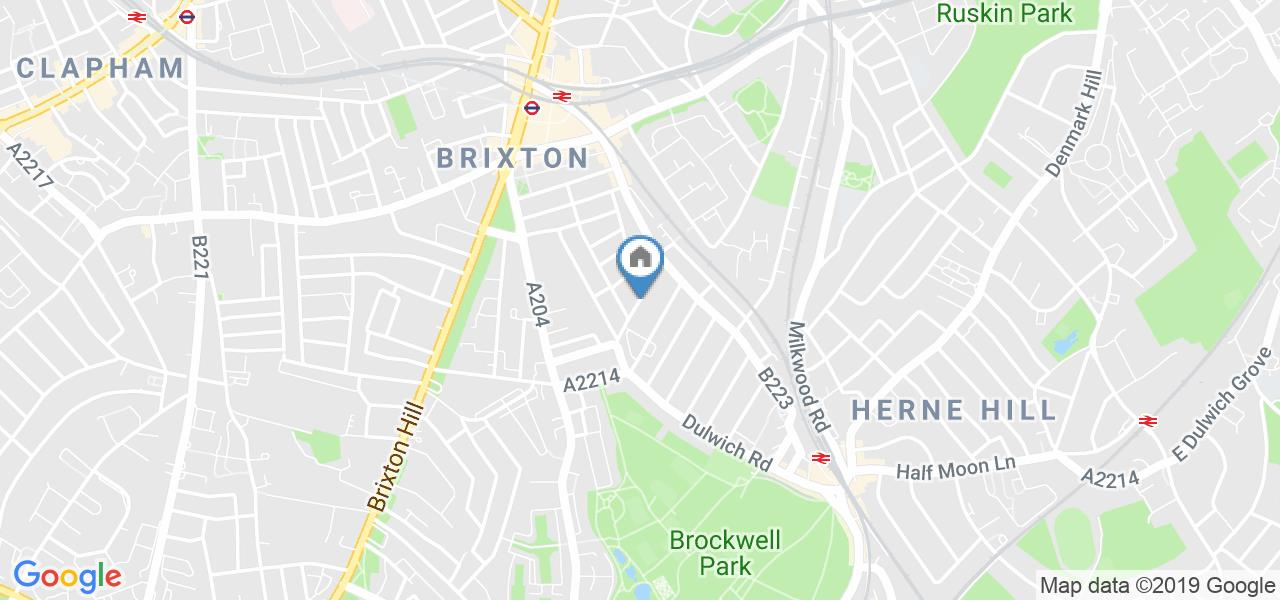 2 Bed Flat, Barnwell Rd, SW2
