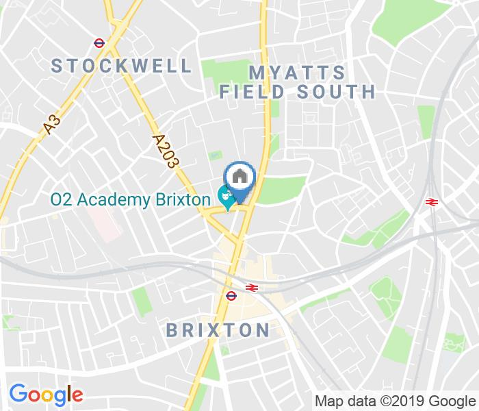 Room in a Shared Flat, London, SW9