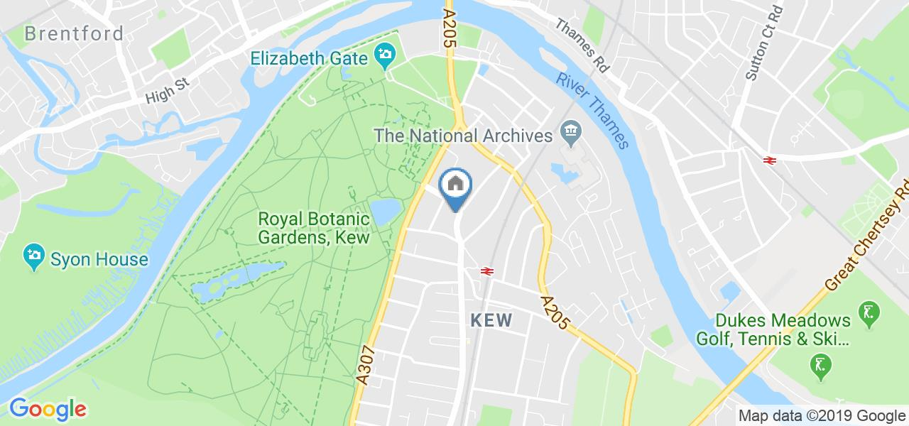 2 Bed Flat, Kew London, TW9