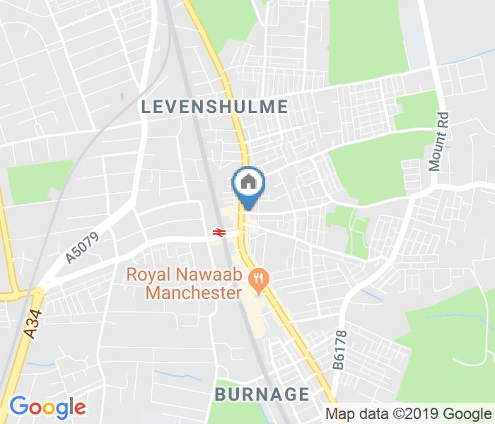 Room in a Shared House, Cromwell Grove, M19