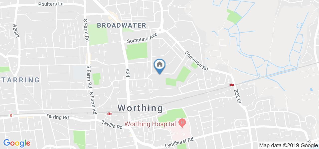 Room in a Shared House, Worthing, BN14