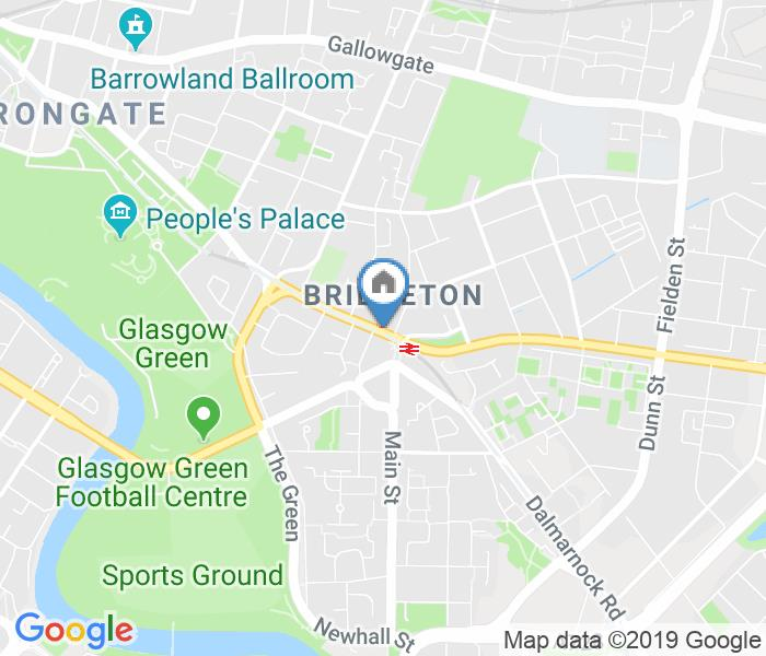 1 Bed Flat, London Road, G40