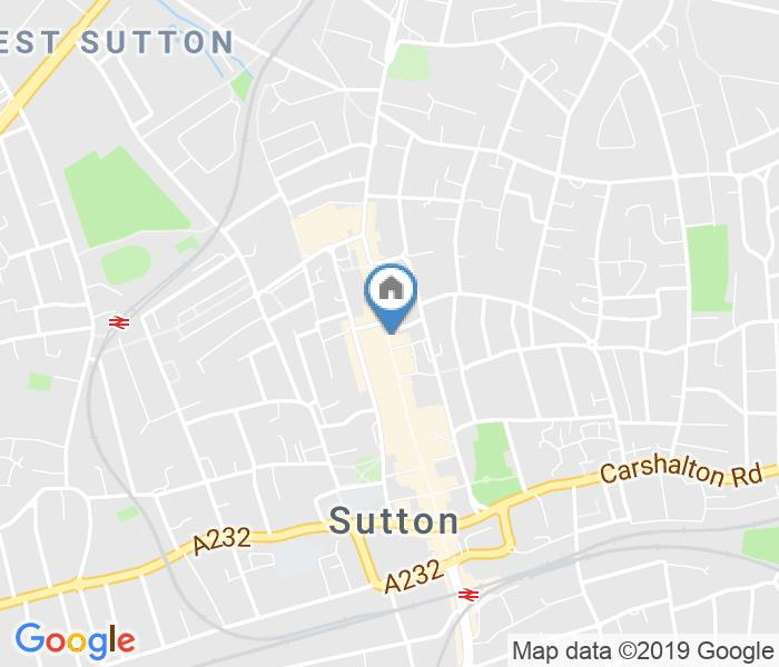 Room in a Shared Flat, Sutton, SM1