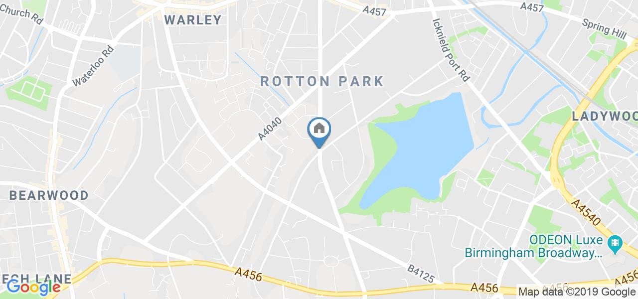 Room in a Shared Flat, Rotton Park Road, B16