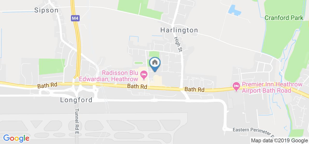 1 Bed Flat, Harlington, UB3