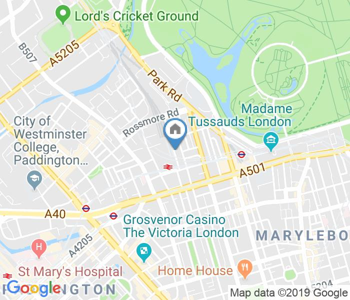 1 Bed Flat, (Ground Floor) 36 Boston Place, NW1