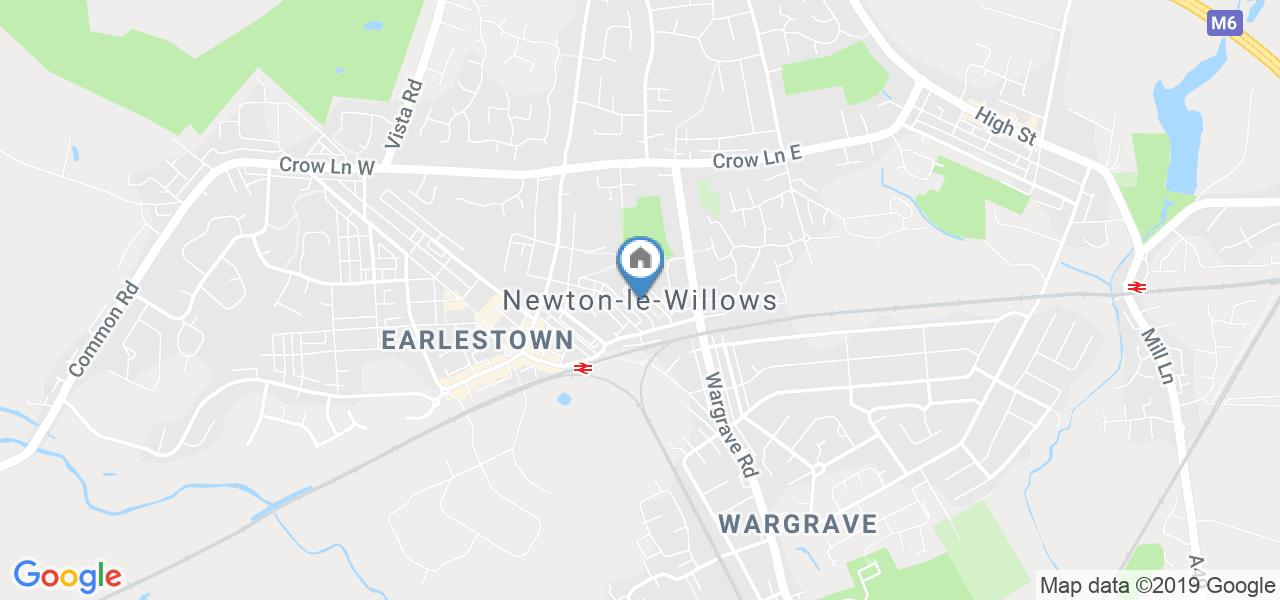 Room in a Shared House, Newton Le Willows, WA12
