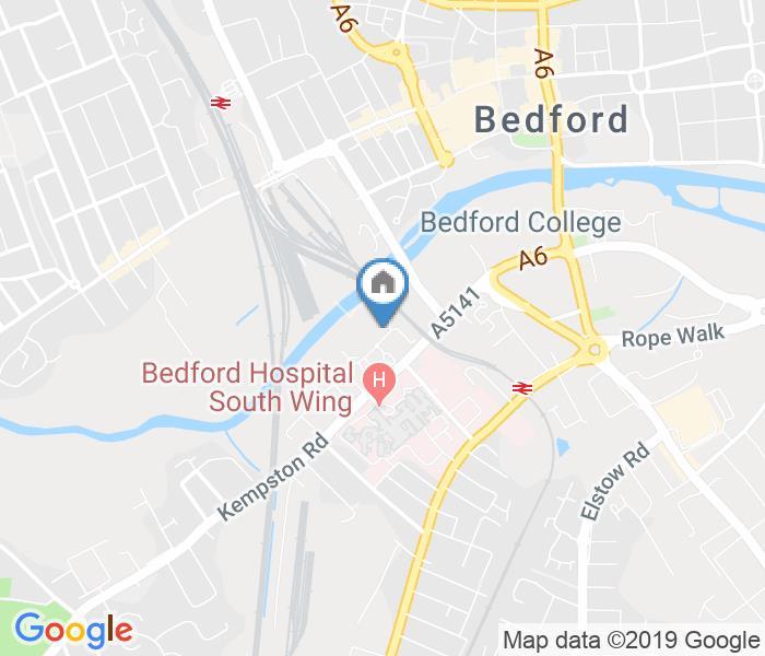 1 Bed Penthouse, Britannia House, MK42