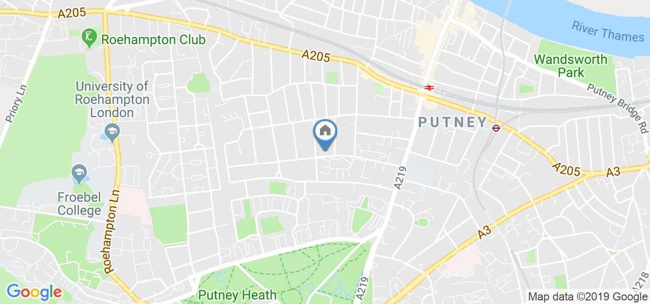 2 Bed Semi-Detached House, Putney, SW15