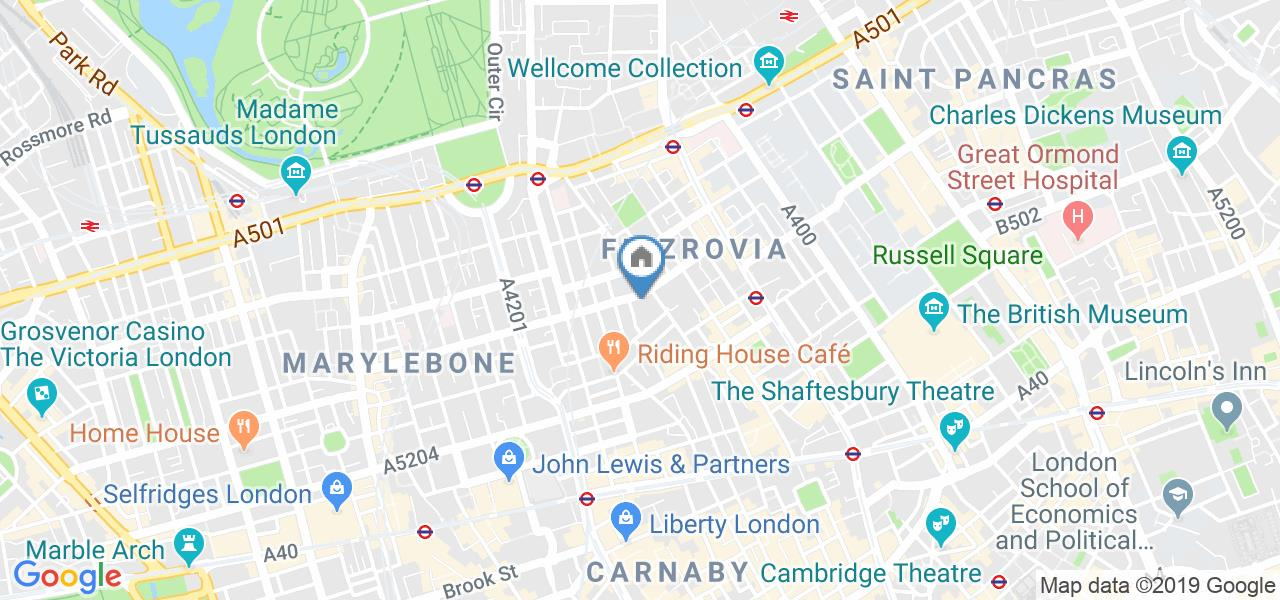 1 Bed Flat, New Cavendish Street, W1W