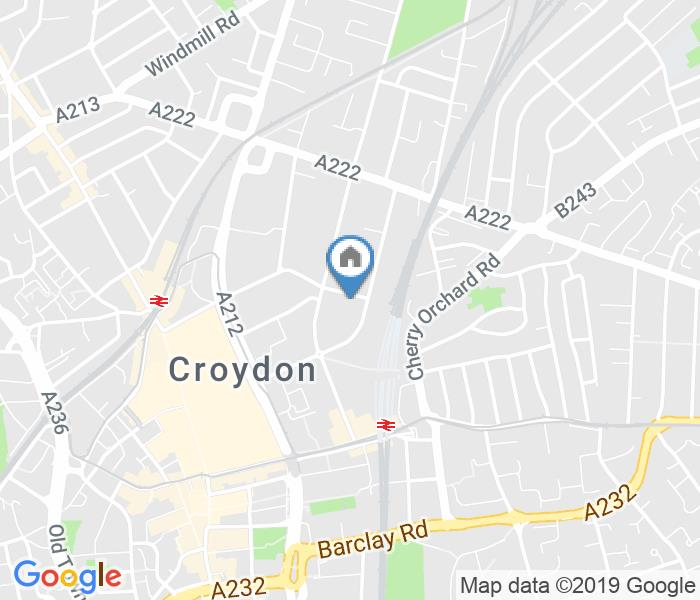 1 Bed Flat, Bedford Place, CR0