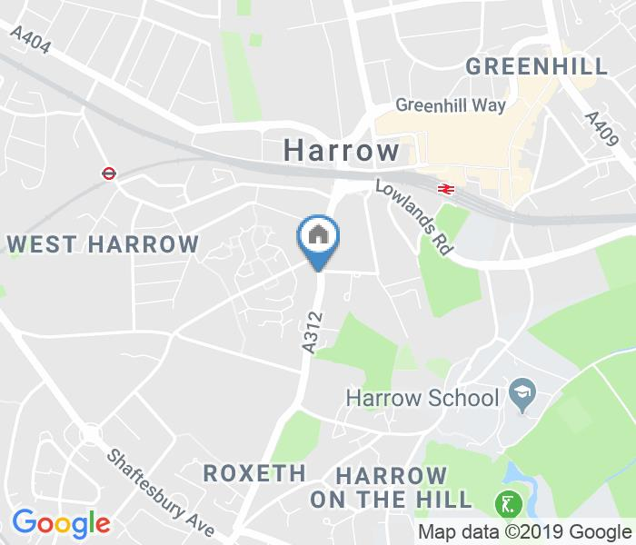 Room in a Shared Flat, Bessborough Road, HA1