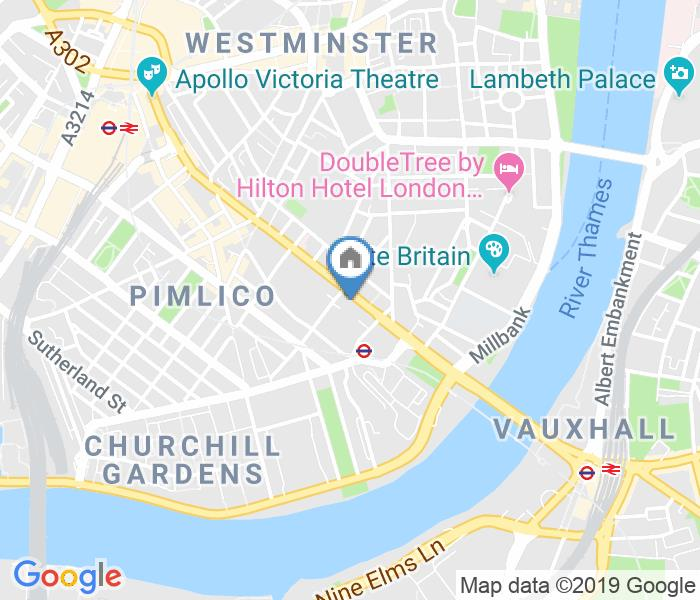 2 Bed Flat, Westrovia Court, SW1V